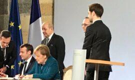 Signature du traité d'Aix-la-Chapelle : le Grand Est espace européen de proximité