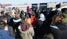 Voyage d'études à Auschwitz pour les lycéens de la Région Grand Est