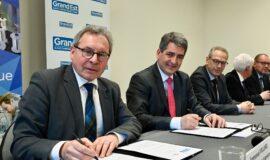 Signature du Pacte Offensive Croissance Emploi pour les territoires du Sud Alsace