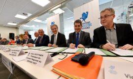 Signature du contrat « Territoire d'Industrie Sud Alsace »