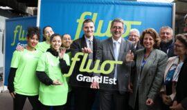Fluo Grand Est, la nouvelle identité du réseau de transport de la Région