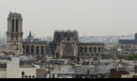 La Région Grand Est solidaire de Notre-Dame de Paris