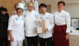 1er concours culinaire des lycées du Grand Est à Géradmer