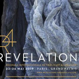 «Révélations» : Biennale internationale des métiers d'art et de la création