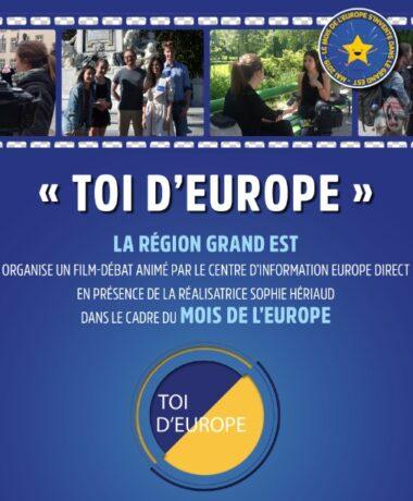 Film-Débat «Toi d'Europe»