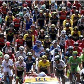 Exposition Tour de France à Tomblaine : «L'œil dans la roue»