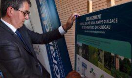 Un partenariat pour protéger les nappes phréatiques d'Alsace et aquifères du Sundgau