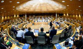 Suivez la commission permanente du Conseil régional en direct le 11 octobre 2019