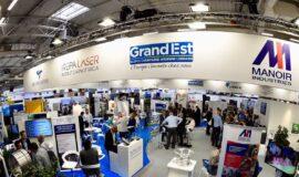 83 entreprises du Grand Est participent au salon du Bourget