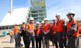 La Région soutient ArcelorMittal, exemple d'une reconversion industrielle réussie