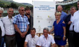 La Région lance sa politique agricole de montagne