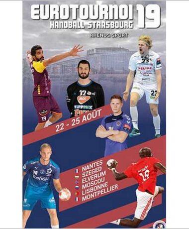 Eurotournoi Handball