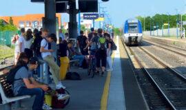 Création d'un nouveau parking à la gare de Molsheim