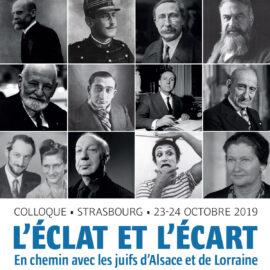 L'éclat et l'écart – En chemin avec les juifs d'Alsace et de Lorraine