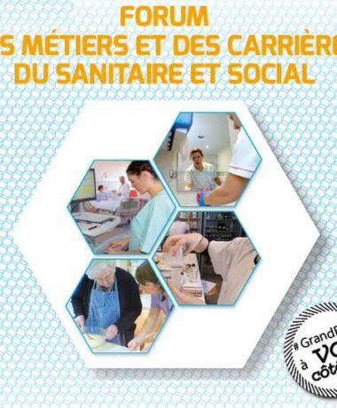 Forum des métiers et des carrières du sanitaire et social