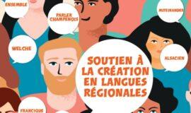 Soutien à la création en langues régionales