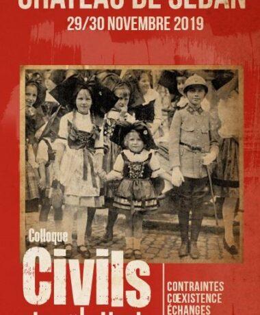 Colloque «Civils et combattants de l'Antiquité au XXIe siècles»