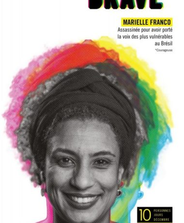 Exposition « BRAVE » – Amnesty International