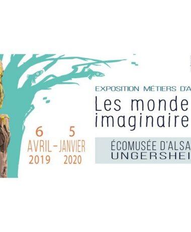 Exposition : Les mondes imaginaires