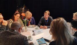 Délégation de producteurs Grand Est au Festival international du film documentaire d'Amsterdam