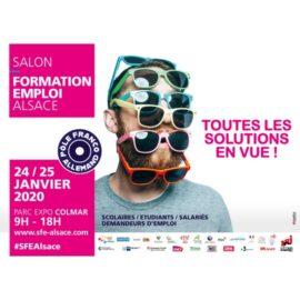 Salon Emploi Formation Alsace