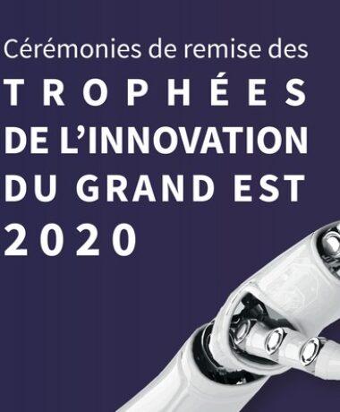Remise des trophées de l'innovation du Grand Est