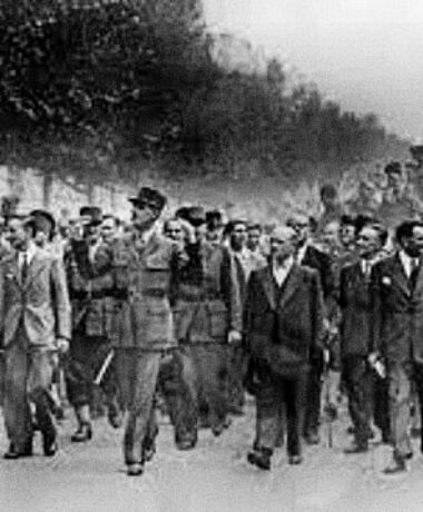 Fin de la guerre 39/45 en Europe