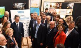 Signature d'une charte pour le développement durable des biocarburants