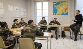 La Région s'engage avec l'Armée pour l'insertion des jeunes