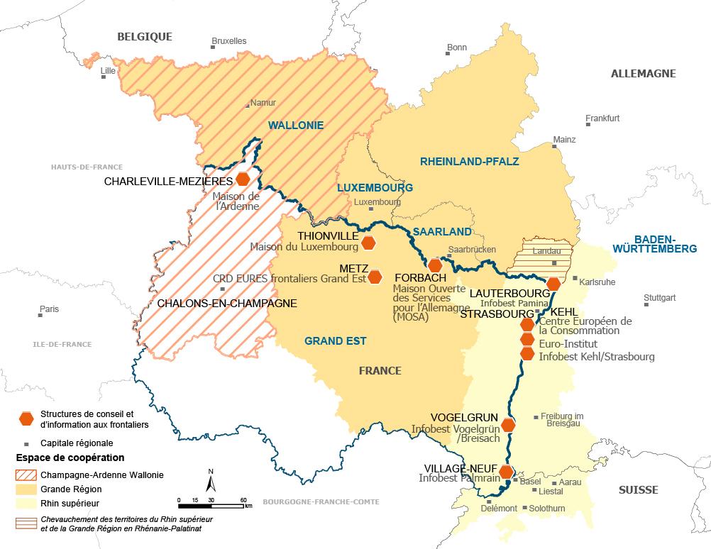Le Transfrontalier La Specificite Du Grand Est Grandest