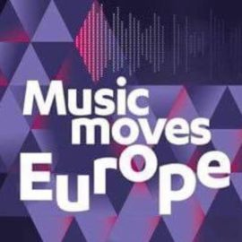 Appel Music Moves Europe – Co-création et co-production