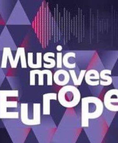 Covid 19 – Prolongation du délai de dépôt Music Moves Europe – Co-création et co-production