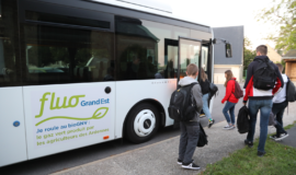 Informations transports Fluo Grand Est