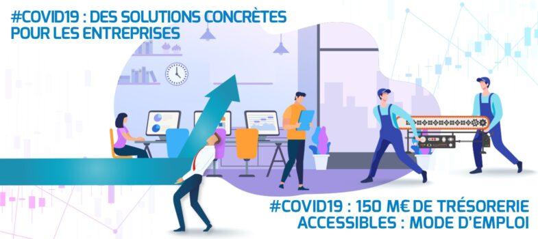 Covid-19 : la Région Grand Est apporte des solutions concrètes pour les entreprises