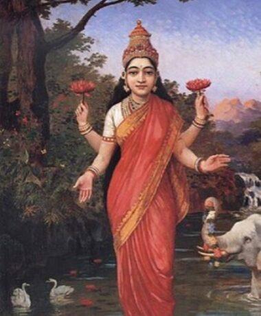 Lakshmi Poosai – Fête de la déesse Lakshmi