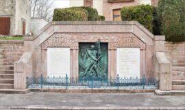 Préservation et restauration du patrimoine non protégé – Monuments aux morts