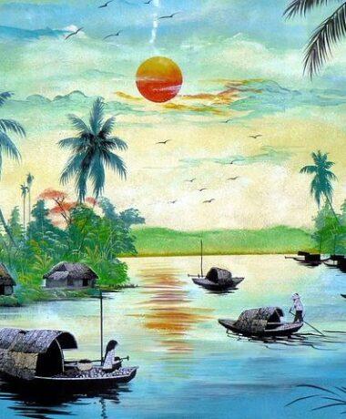 Cérémonie de Vu Lan