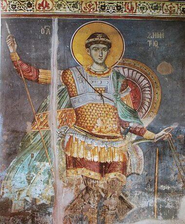 Saint Dimitri