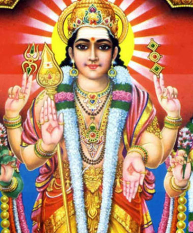 Skanda Shasti – Festival en l'honneur de Muruga