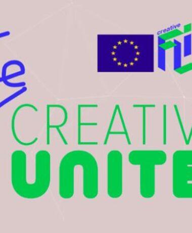 Lancement de Creatives Unite, une plateforme ressource dédiée aux secteurs culturels et créatifs dans l'UE