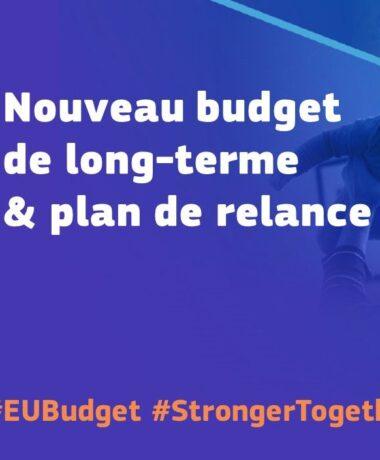 La Commission européenne propose un vaste plan de relance européen