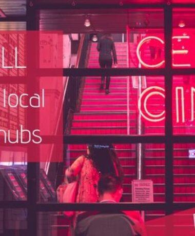 Appel Transsectoriel Europe Créative – Les cinémas comme hubs d'innovation pour les communautés locales