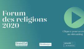 2ème Forum des Religions en replay