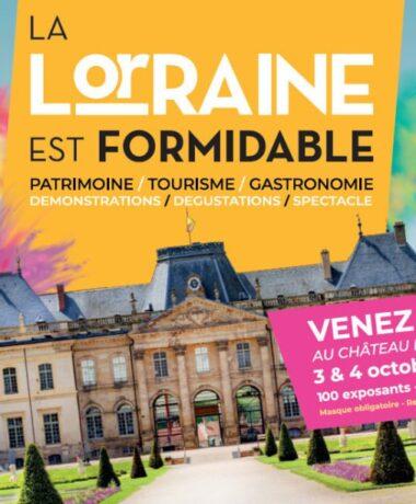 Evénement «La Lorraine est Formidable»