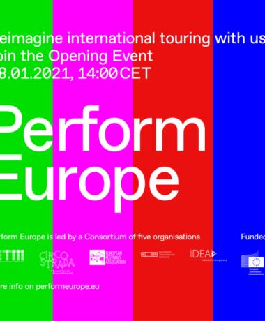 Lancement de la plateforme Perform Europe