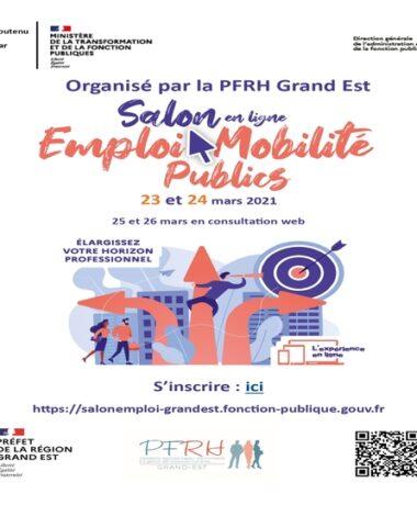 Salon emploi mobilité publics en ligne