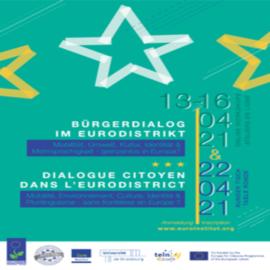 Dialogue citoyen dans l'Eurodistrict : Mobilité, Environnement, Culture, Identité & plurilinguisme – sans frontière en Europe?