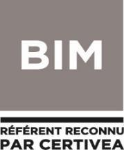 Référent BIM REGION GRAND EST reconnu par Certivea, à travers la formation proposée par le CSTB.