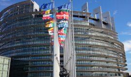 Le Parlement européen de Strasbourg en podcast
