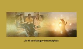Newsletter « Au fil du dialogue interreligieux mai 2021 »